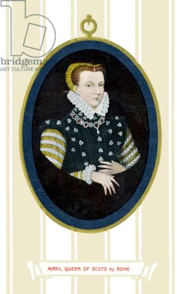 Mary Stuart Queen of