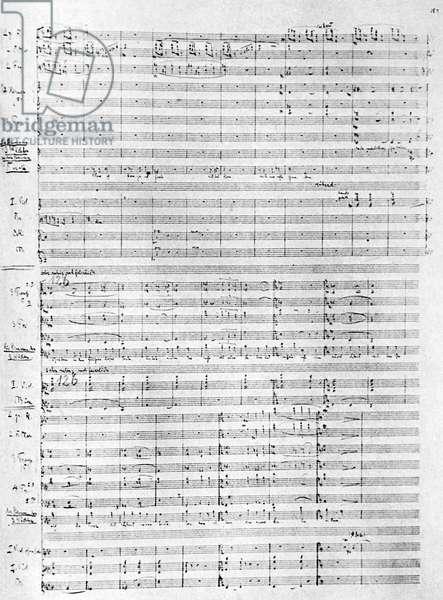 Richard Strauss 's opera 'Die Frau ohne Schatten
