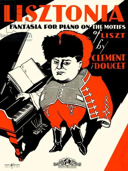 Lisztonia Score Cover