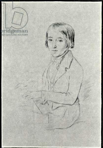 Camille Saint Saens aged