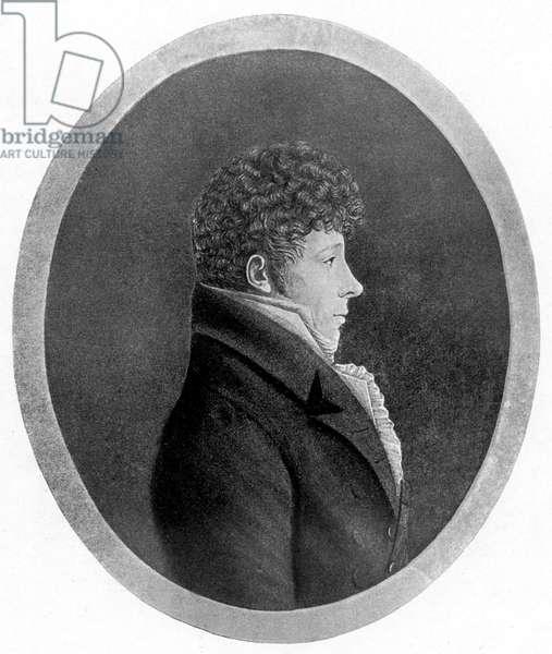Luigi Cherubini - portrait of  Italian Composer
