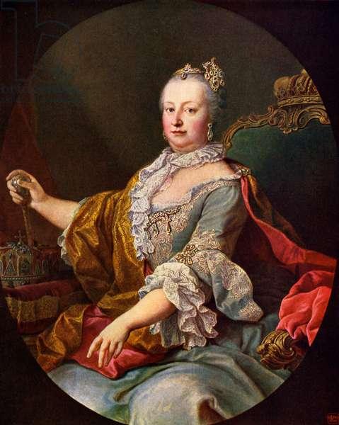 Maria Theresa (or Theresia) -
