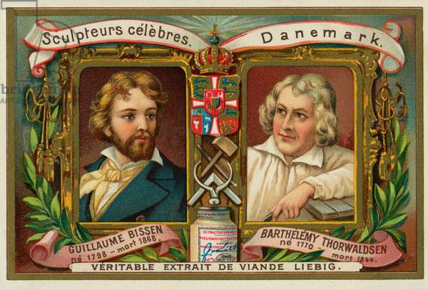 Guillaume Bissen and Barthelemy Thorwaldsen