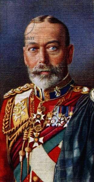 King George V portrait