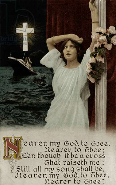 RMS Titanic - Nearer my God to thee