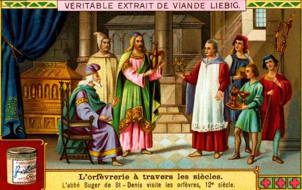 History of Goldsmithery: Suger de Saint-Denis