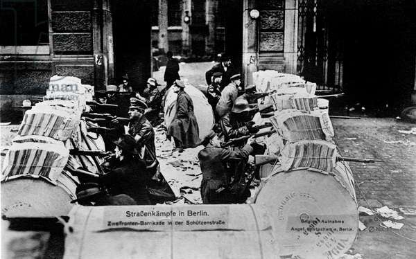 German (November) Revolution in Berlin