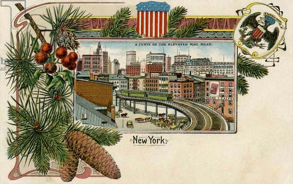 New York railroad