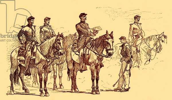 Provost guard in Washington - American Civil War