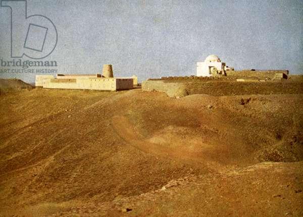 Fort Tagug, Egypt.