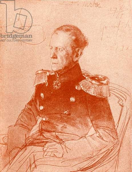 General Chief of Staff Count Helmut von Moltke