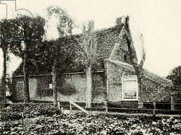 Benedict (Baruch) Spinoza - home