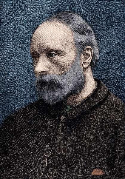 Sir Edward Burne-Jones, portrait