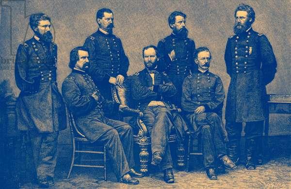 American Civil War - Union Generals