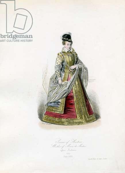 Joanna of Austria, 1565