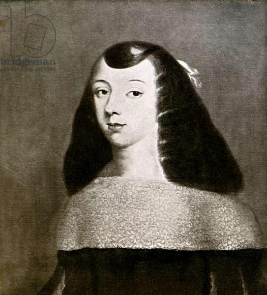 Catherine of Braganza portrait