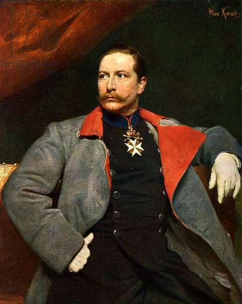 Wilhelm II ( Prinz Friedrich Wilhelm