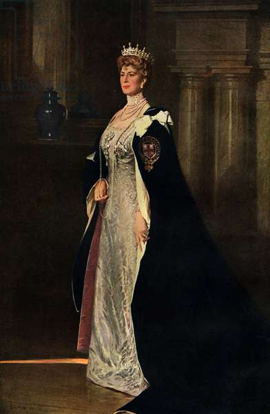 Queen Mary 1867- 1953