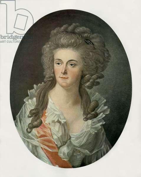 Princess Frederica Sophie Wilhelmine