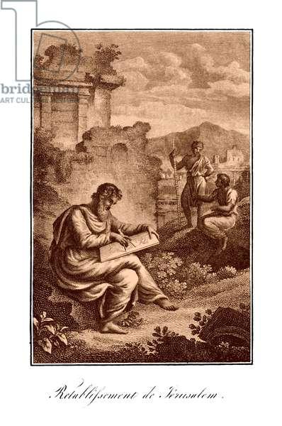 Nehemiah plans the rebuilding of Jerusalem - Bible