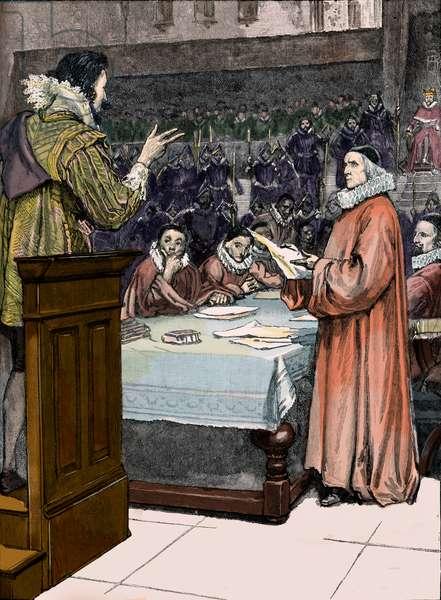 Trial of George Villiers, 1st Duke of Buckingham