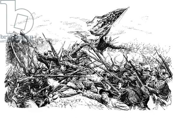 Battle of Spotsylvania Court House