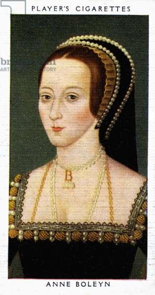 Anne Boleyn portrait