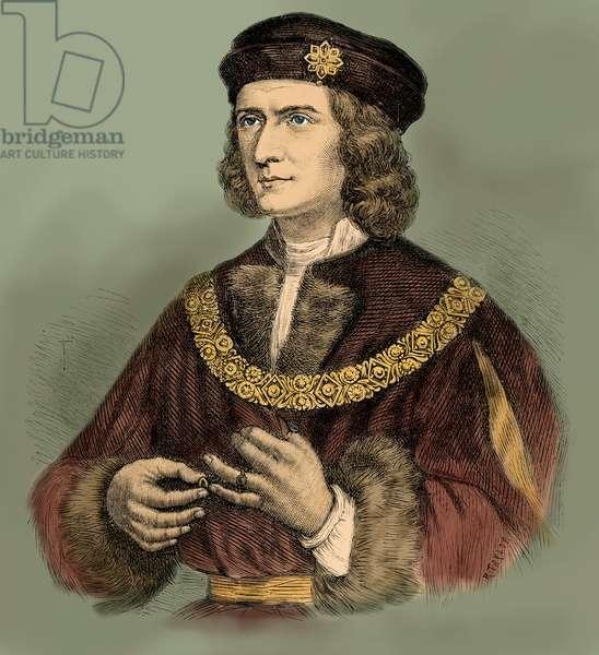 Richard III of England - portrait