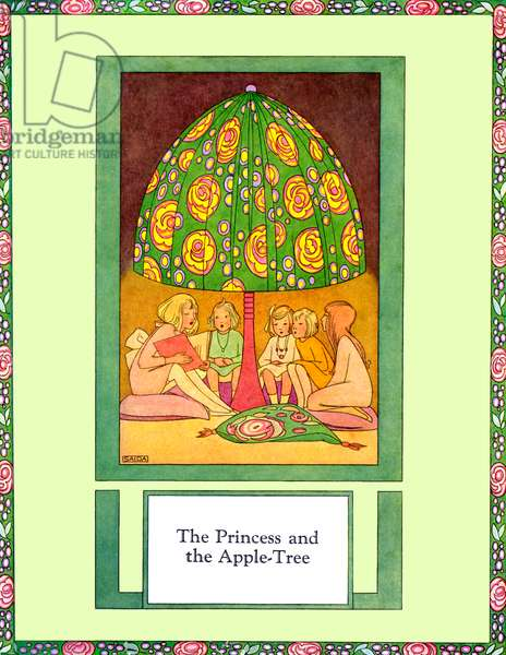 The Princess and the Apple-Tree