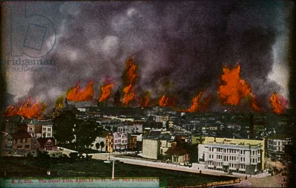 San Francisco:The Great Fire
