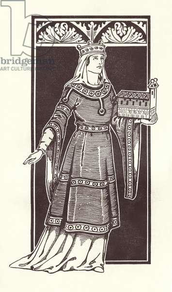 Empress Cunigunda Queen Judith