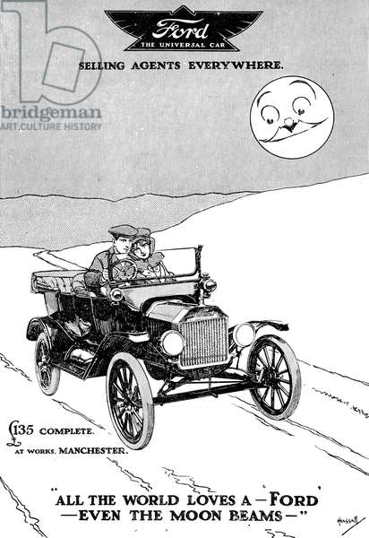 Ford advertisement