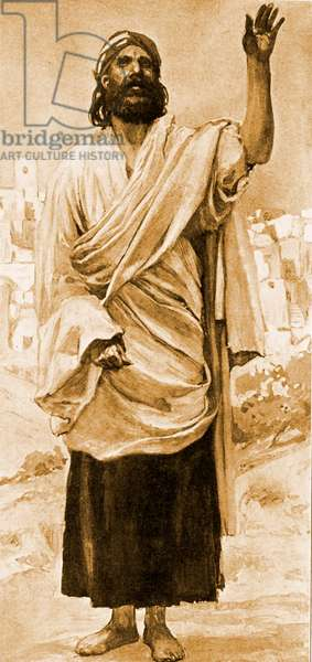 Hosea by J James Tissot - Bible