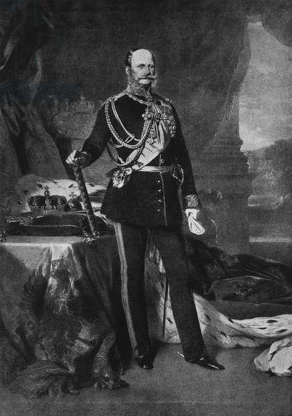 William I of Prussia -
