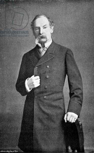 Sir John Tenniel - portrait