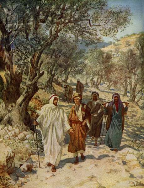 Philip and Nathaneal become Jesus 's disciples - Bible