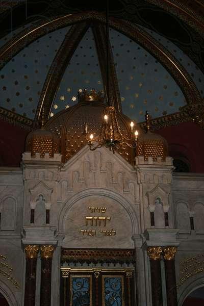 Tempel Synagogue, Krakow, Poland