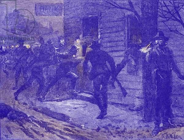 American Civil War: St Albans Raid
