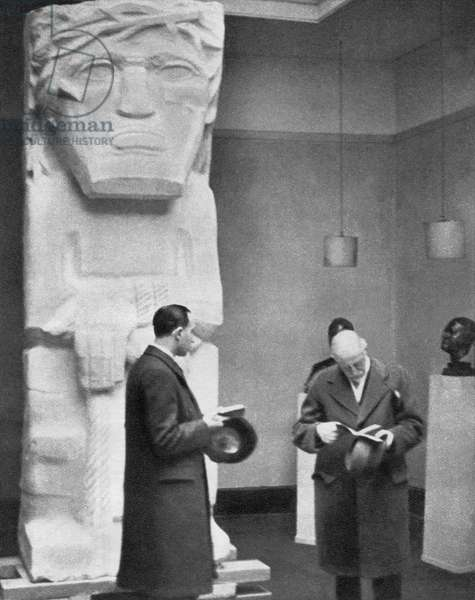 'Behold the Man' by Jacob Epstein