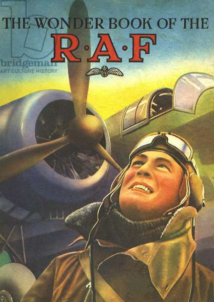 WW2 - The Wonder Book of the R.A.F