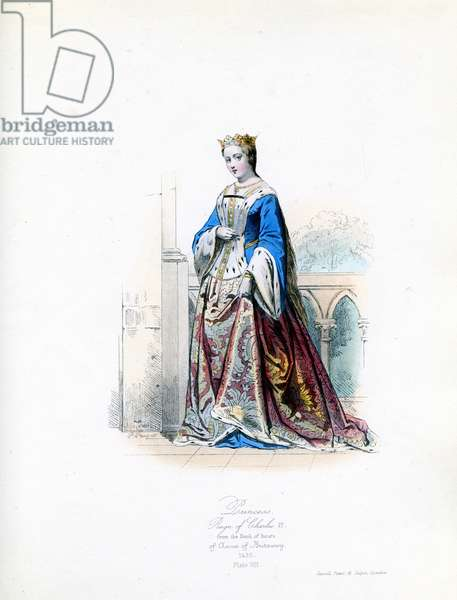 Princess during reign of Charles VI of France
