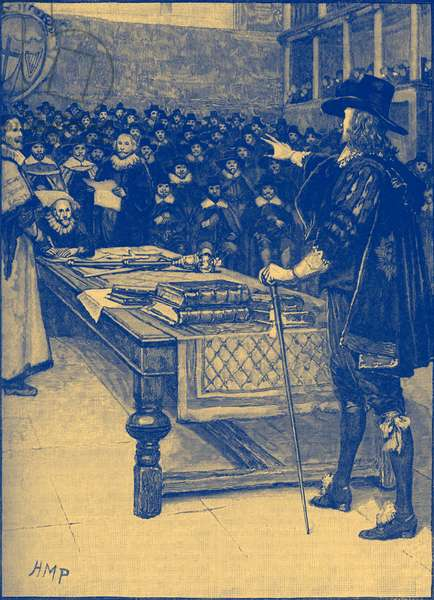 Trial of Charles I, 1649 - English Civil War