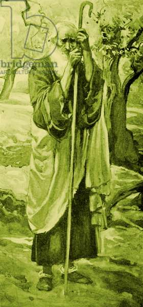 Obadiah by J James Tissot - Bible