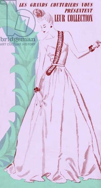 French fashion: Jeanne Lanvin
