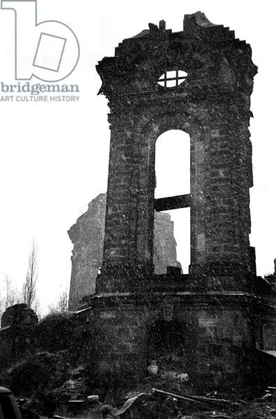 Dresden - Church ruins