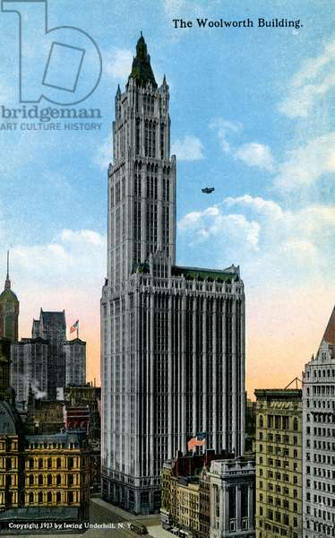 New York: The Woolworth Building