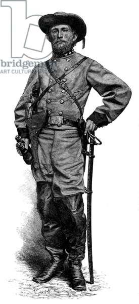 John Singleton Mosby - American Civil War