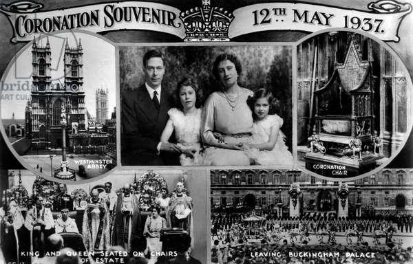 Coronation Souvenir of the Royal Family, 1937