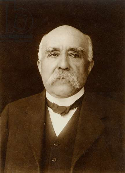 Georges Clemenceau French Prime