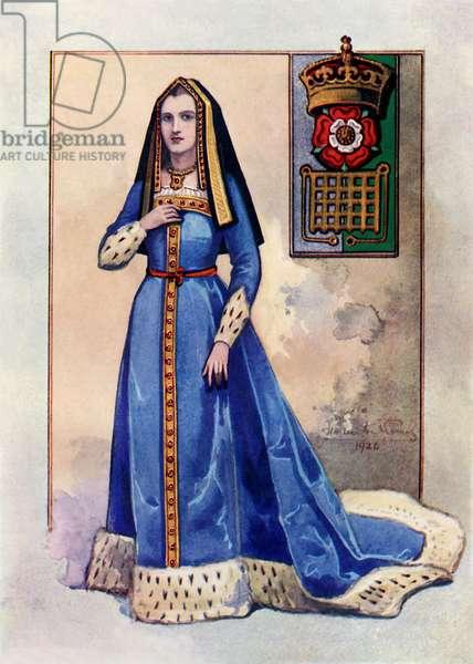 Queen Elizabeth of York